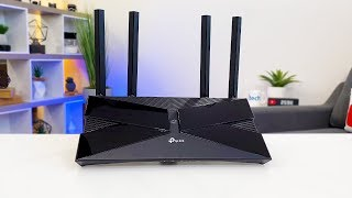 Better, Faster, Affordable Wi-Fi 6: TP-Link Archer AX3000