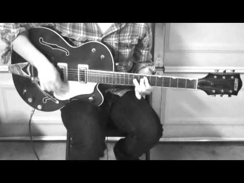 Nick Martellaro - 19th Nervous Breakdown (Rolling Stones Live Ed Sullivan version cover)