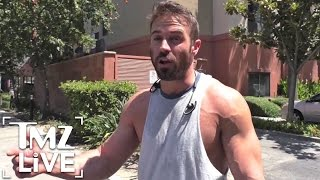 Bachelor' Star: I Didn't Crap My Pants! | TMZ Live