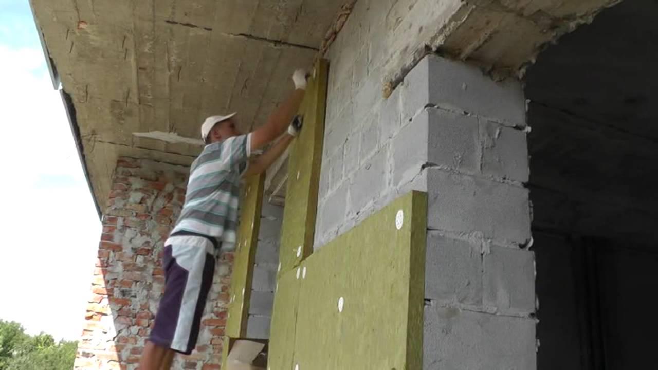 Утепление стен ватой своими руками фото 585
