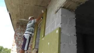 видео Как утеплить стены дома из пеноблока: особенности, выбор утеплителя и этапы работ