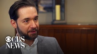 Why Alexis Ohanian wants nationwide family leave