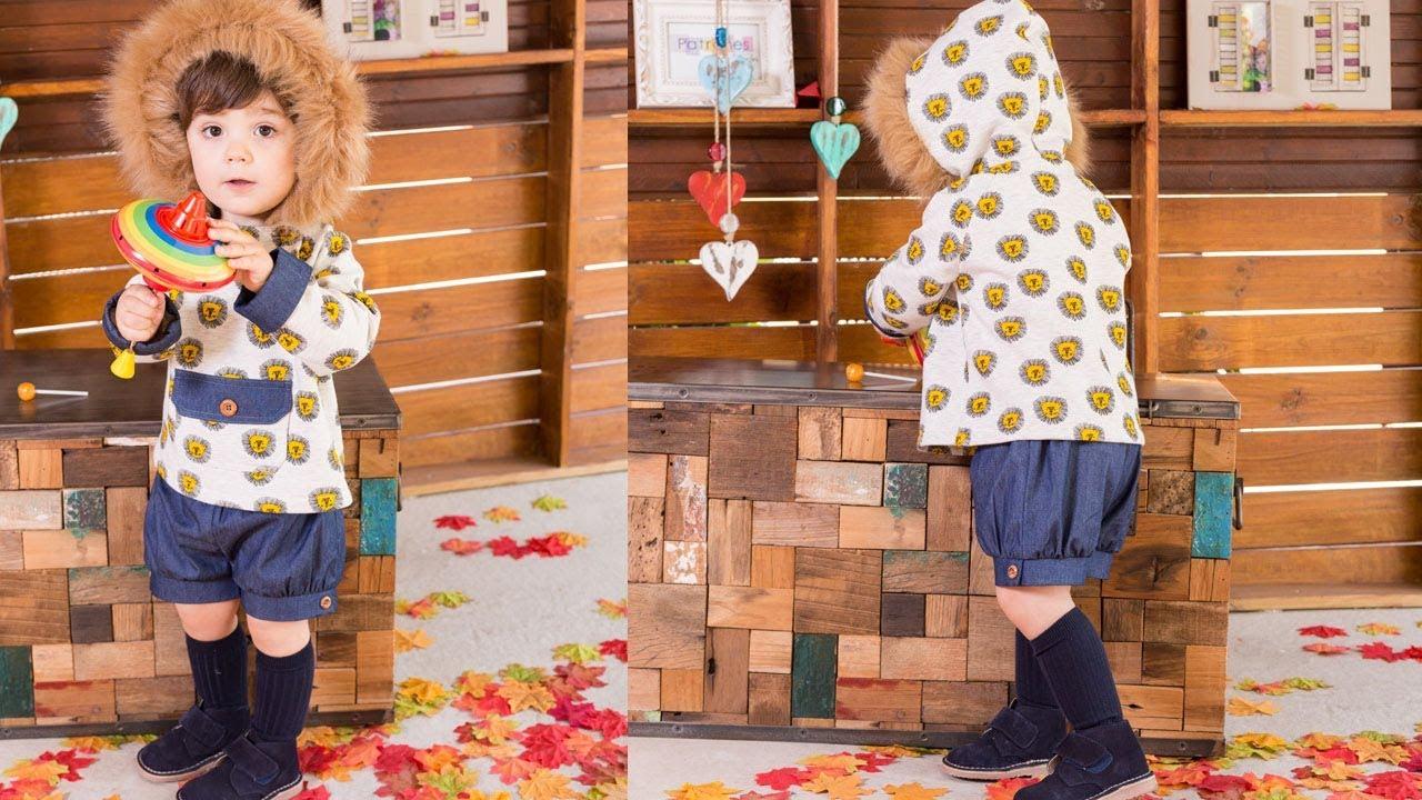 Sudadera con capuchasweatshirt with hood. REVISTA PATRONES INFANTILES Nº 8