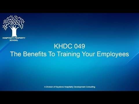 The Benefits to Training Your Employees | Ep. #049