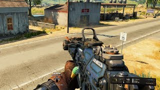 IN LOVE WITH THE PEACEKEEPER   Black Ops 4 Blackout