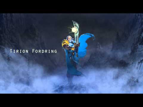 A Call to Arms - Tirion Fordring [ Warcraft - World of Warcr