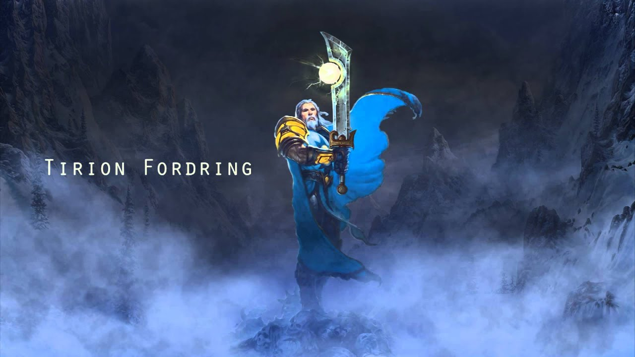 tirion fordring hd