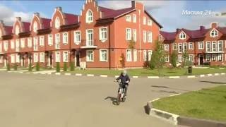 Сюжет о поселке 'Кембридж', канал Москва24