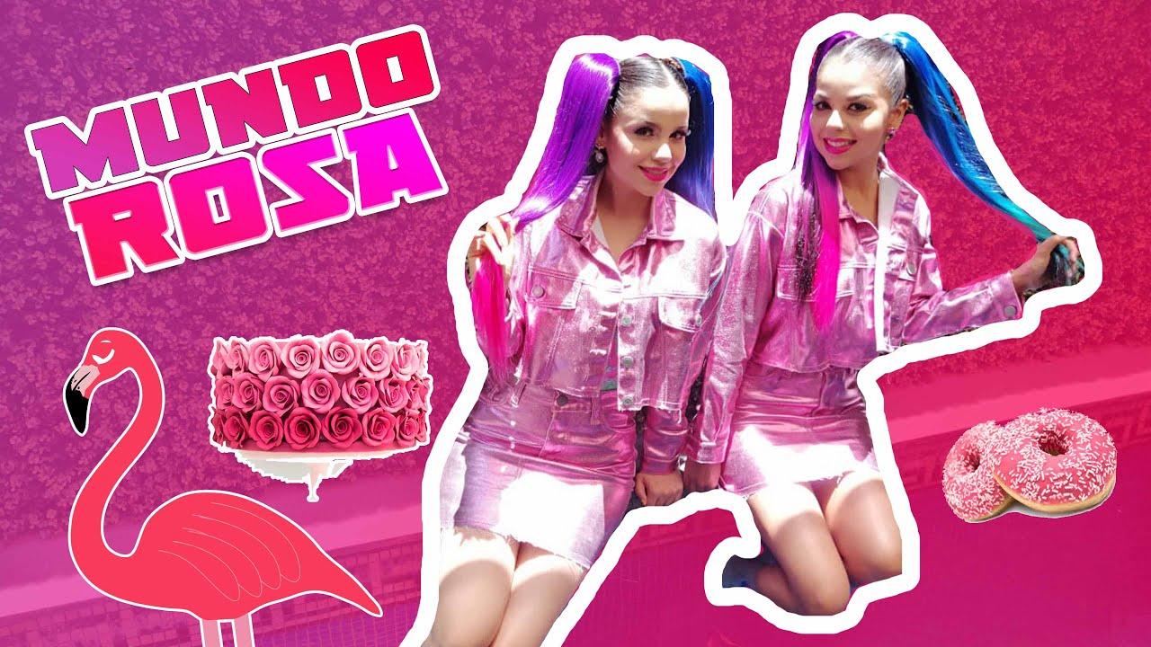 Mundo Rosa - 24 horas rosa /Gaby y Gilda