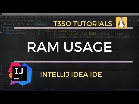 How to Hide RAM or Memory Usage in intellij IDE