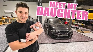 homepage tile video photo for I'M OFFICIALLY A DAD - Meet Gabriella Kaye Shanks :)