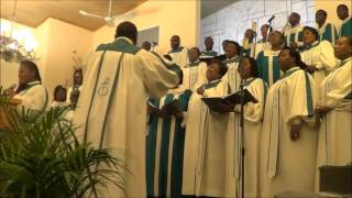 Something Happens - Kurt Carr performed by Freeport SDA Church