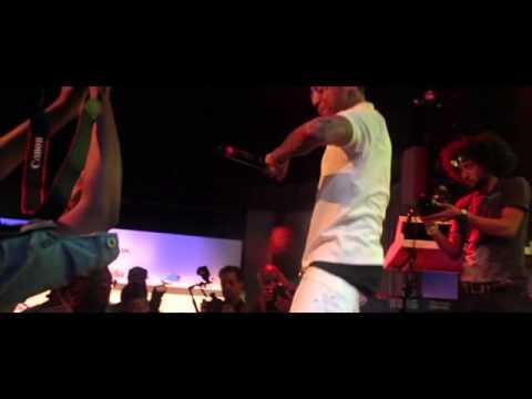 DJ RUNNA LIVE AT Reebok 30th Anniversary Ft Ace Hood, Kirko Bangz , Travis Scott  & More!