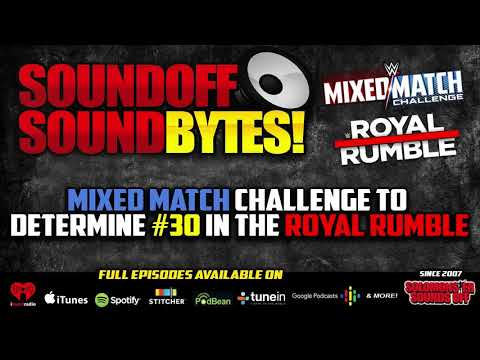 Mixed Match Challenge To Determine #30 In The Royal Rumble?