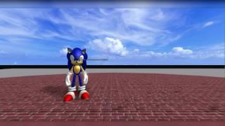 Roblox Sonic World Adventure (Sonic Unleashed) - Quick Showcase