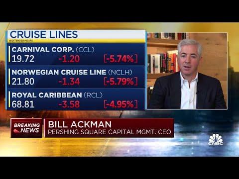 Bill Ackman still sees a massive economic boom despite Delta variant