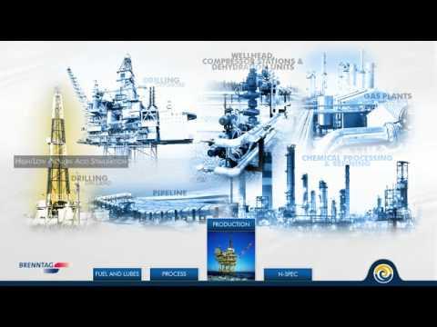 Coastal Chemical/Brenntag Corporate Video