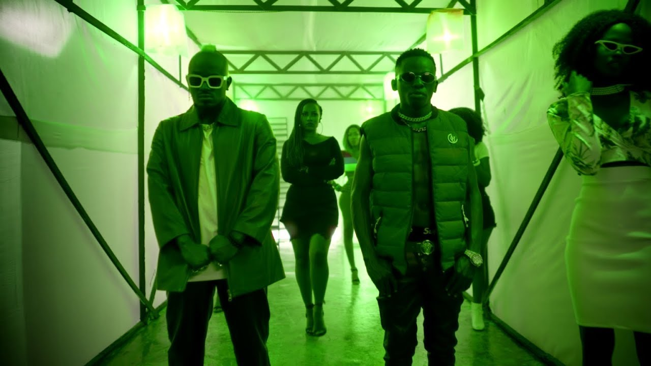 Ebintu Byo (Official Video) ft John Blaq - Ykee Benda