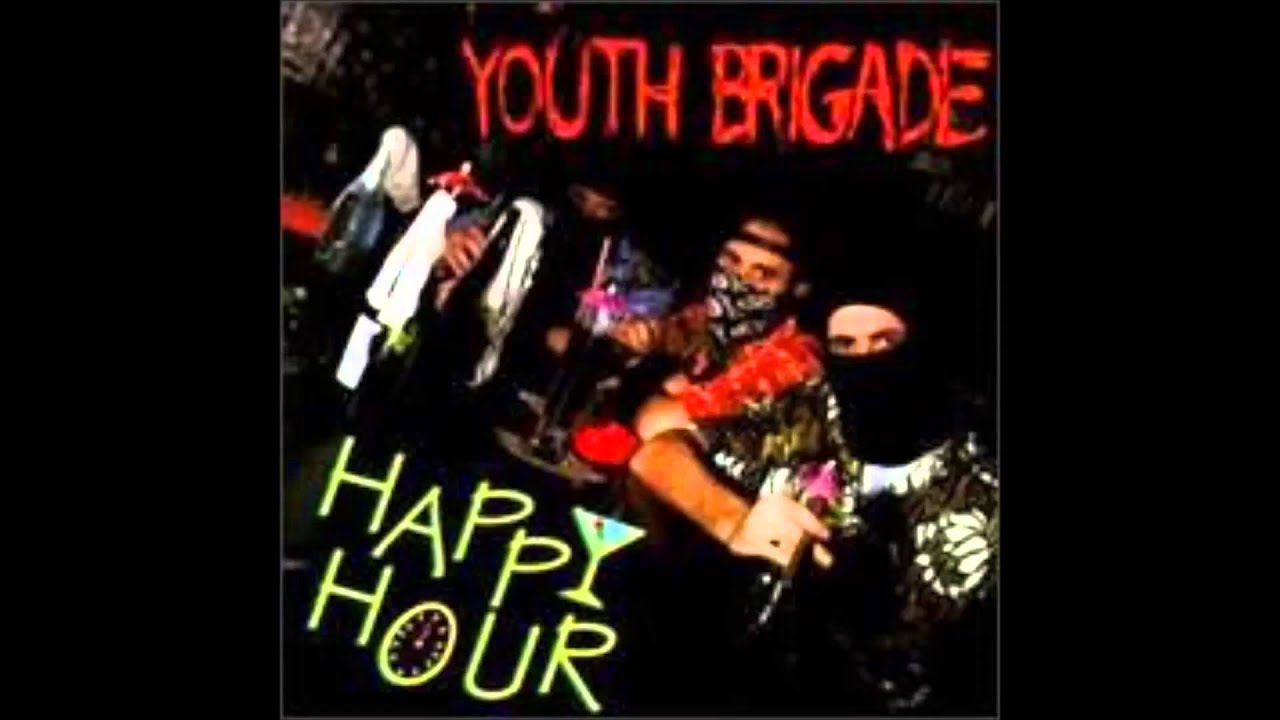 Youth Brigade - It just doesn't matter - YouTube