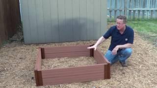 Raised Garden Bed Soil