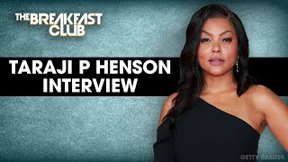 Taraji P Henson, Jay Barnett + Trace Jade On Healing Through Therapy, New Talk Show + More