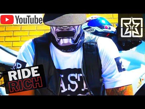 Ride Rich Decals