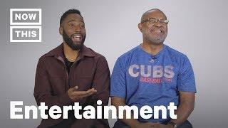 Ron Stallworth and John David Washington on Spike Lee's 'BlacKkKlansman' | NowThis