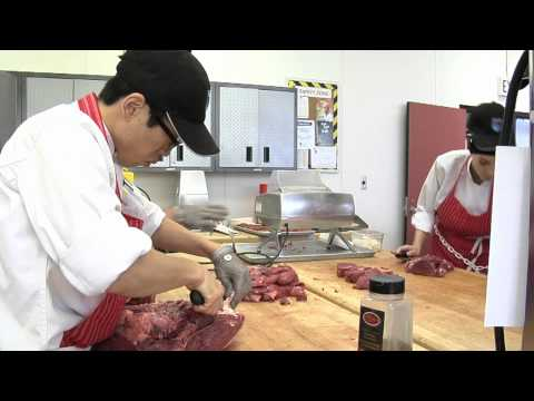 Food Safety In Retail Meatcutting Program