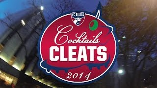 Cocktails and Cleats 2014 | FDTV