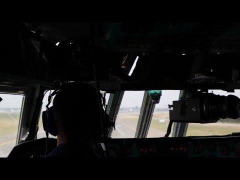 Самолёты Ил-76 ведут проливку склада с боеприпасами под Ачинском