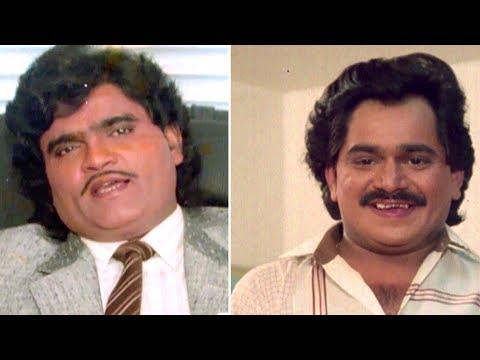 Funny Interview Scene of Ashok Saraf & Laxmikant Berde | Dharla Tar Chavatay |Superhit Marathi Movie