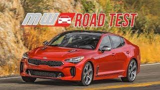 2018 Kia Stinger | Road Test