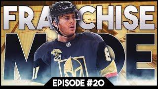 NHL 19 - Vegas Golden Knights Franchise Mode #20