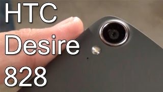 HTC Desire 828 Hands On Review And First Impressions