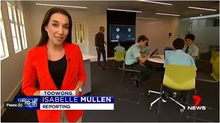 Channel 7 News Brisbane 27 March