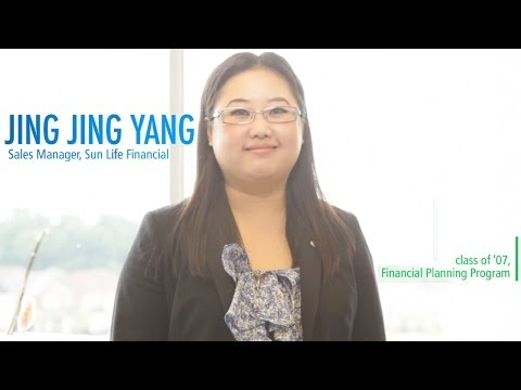 Financial Planning Alumni Profile - George Brown College
