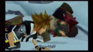 Kingdom Hearts II - The Land of Dragons 1 Part 4