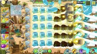 Tiki Torch-er Level 1000 - Impossible Level - Plants vs Zombies 2