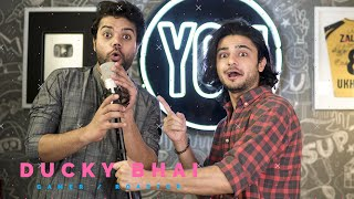 DUCKY BHAI   YOU TALK SHOW   EP 9   GAMING