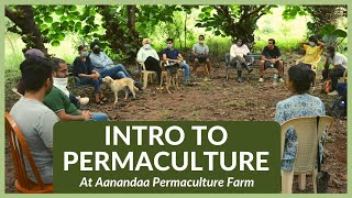 A Glimpse into our Permaculture Sessions!