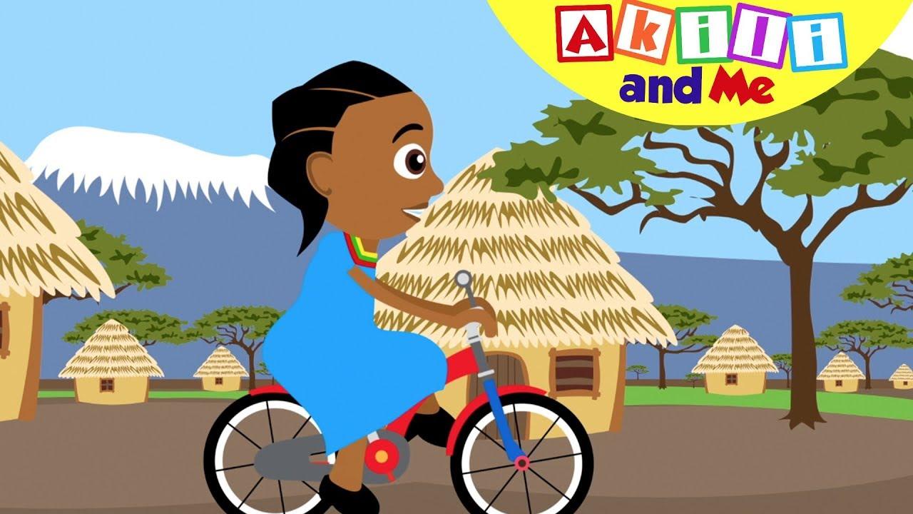 Download Tuendeshe Baiskeli! | Nyimbo za Akili and Me | Katuni za Kuelimisha