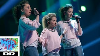 Benedikte K. & The Sisters - Det' for sent nu (HD) | MGP 2014 | Ultra