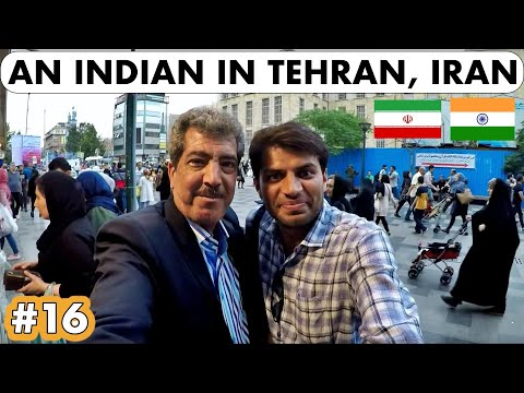 TEHRAN - THE CAPITAL OF IRAN