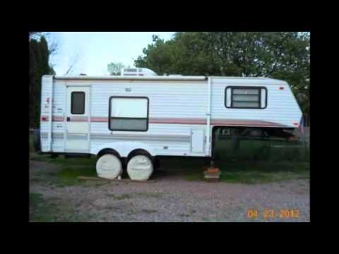 1997 Jayco Eagle Sl 5th Wheel In Sioux City Ia Youtube