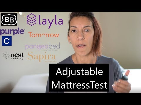 Adjustable Base Mattress Test & Review