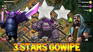 Naughty Bees#13-Clash of Clans War