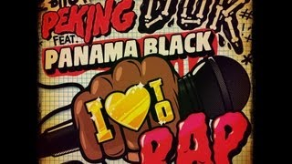Peking Duk Feat. Panama Black - I Love To Rap (Whiiite Remix)