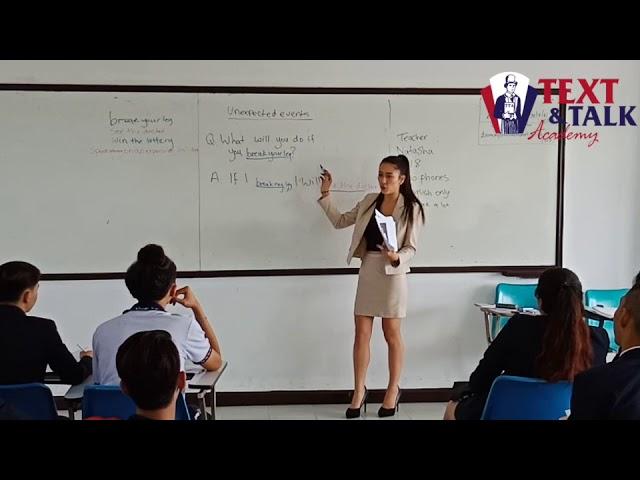 Natasha Orri Teaching 2