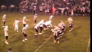 2004 WPIAL High School Football Monessen at California