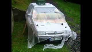 Škoda Felicie 1.6 MPi- Oprava karoserie